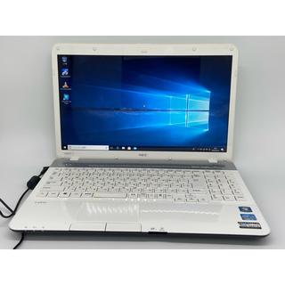 NEC - ブルーレイ 第2世代 Core i5 Windows10 NEC ノートパソコン