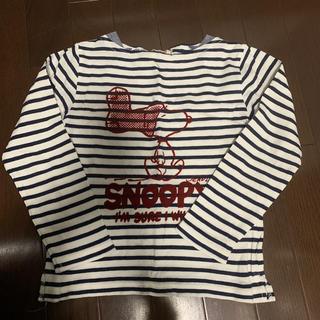 スヌーピー(SNOOPY)のスヌーピー ロンT120(Tシャツ/カットソー)