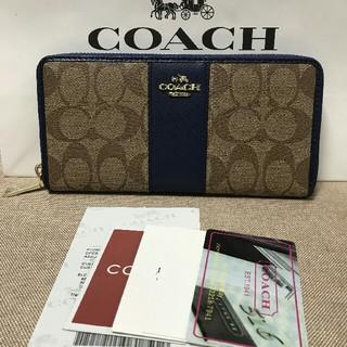 COACH - COACH ★新品★ コーチCOACH 長財布 F52859