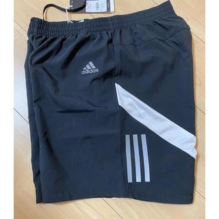 adidas - アディダス  黒 XO XL ショートパンツ ハーフパンツ