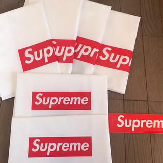 シュプリーム(Supreme)のsupreme ショッパー (ショップ袋)