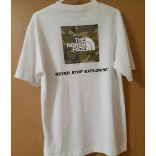 THE NORTH FACE - THE NORTH FACE Tシャツ NT32003Z size XL