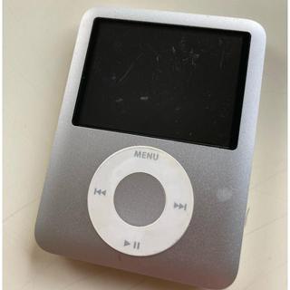 Apple - 難あり iPod classic nano 4GB 中古 おまけ付き