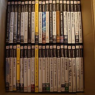 PlayStation2 - 激安 PS2 70本 まとめ売り ゴミソフト無し