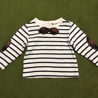 チェスティ(Chesty)のchesty petite ロンT 80cm 蝶ネクタイ(Tシャツ)