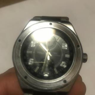 自動巻腕時計