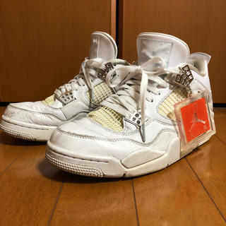 NIKE - NIKE AIR JORDAN 4 PURE MONEY ナイキ ピュアマネー