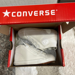 CONVERSE - 新品 未使用 converse Firststar