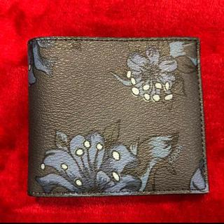 COACH - 【未使用品】COACH  二つ折り財布