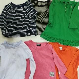 ポロラルフローレン(POLO RALPH LAUREN)の長袖セット 90(Tシャツ/カットソー)