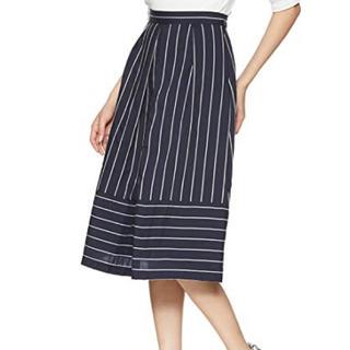 ナチュラルビューティーベーシック(NATURAL BEAUTY BASIC)のNBB♡美品スカート(ひざ丈スカート)