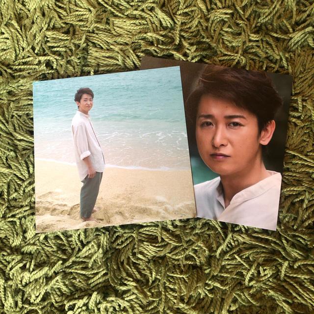 嵐(アラシ)の嵐  IN THE SUMMER ポストカード セット 大野智 エンタメ/ホビーのタレントグッズ(アイドルグッズ)の商品写真