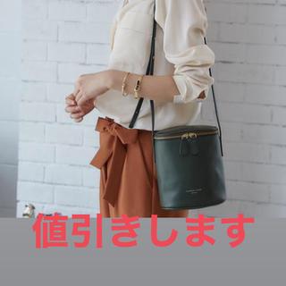 エンフォルド(ENFOLD)の定価16500円 マルコマージ TAMB ショルダーバッグ(ショルダーバッグ)