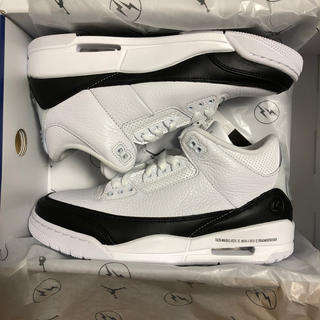 NIKE - NIKE AIR JORDAN 3 Fragment Design 26.5cm