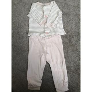 ムジルシリョウヒン(MUJI (無印良品))の無印 パジャマ 80(パジャマ)