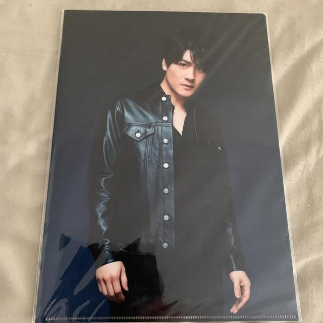 Johnny's(ジャニーズ)のSixTONES 森本慎太郎 クリアファイル エンタメ/ホビーのタレントグッズ(アイドルグッズ)の商品写真