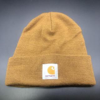 カーハート(carhartt)の即決 carhartt ニット帽(ニット帽/ビーニー)