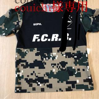 エフシーアールビー(F.C.R.B.)の【couichi様専用】F.C.R.B Tシャツ 120cm こども(Tシャツ/カットソー)