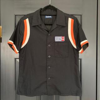 ヒステリックグラマー(HYSTERIC GLAMOUR)のhysteric glamour ボーリングシャツ(シャツ/ブラウス(半袖/袖なし))