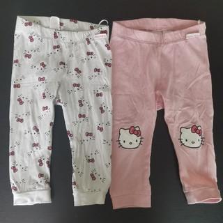 H&M - H&M パジャマ ズボン キティ