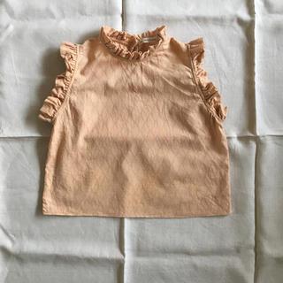 Caramel baby&child  - soor ploom 20ssブラウス