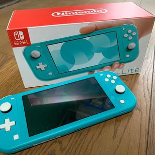 Nintendo Switch - スイッチライト ターコイズ