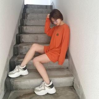 ジェイダ(GYDA)のGYDA BIGロンT(Tシャツ(長袖/七分))