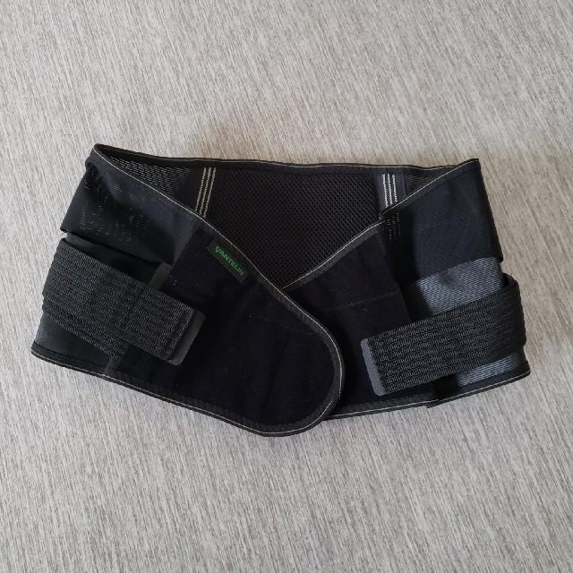 専用 バンテリン サポーター 腰椎コルセット LL スポーツ/アウトドアのトレーニング/エクササイズ(トレーニング用品)の商品写真