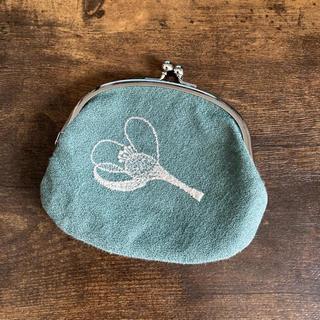 ミナペルホネン(mina perhonen)のミナペルホネンがま口財布(財布)