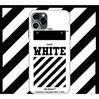 OFF-WHITE - 人気のデザイン  オフホワイト  iPhoneケース  他のサイズもあります