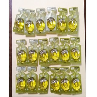 コストコ(コストコ)の18個 エキストラバージンオリーブオイル 個包装 コストコ(調味料)