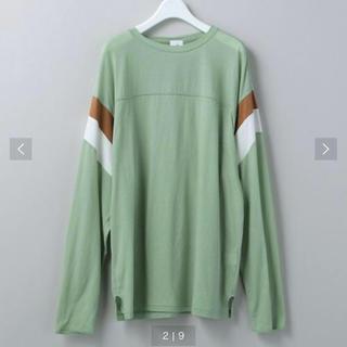 ビューティアンドユースユナイテッドアローズ(BEAUTY&YOUTH UNITED ARROWS)の新品タグ付 6 roku long sleeve(Tシャツ(長袖/七分))