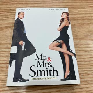 Mr.&Mrs.スミス プレミアム・エディション('05米)〈2枚組〉(外国映画)