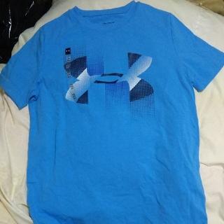 UNDER ARMOUR - アンダーアーマー キッズTシャツ ブルー 160