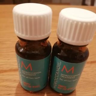 モロッカンオイル(Moroccan oil)のモロッカンオイル 10ml2本セット(オイル/美容液)