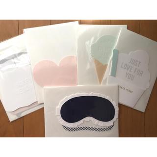 ジェラートピケ(gelato pique)のジェラートピケ   メッセージカード(カード/レター/ラッピング)