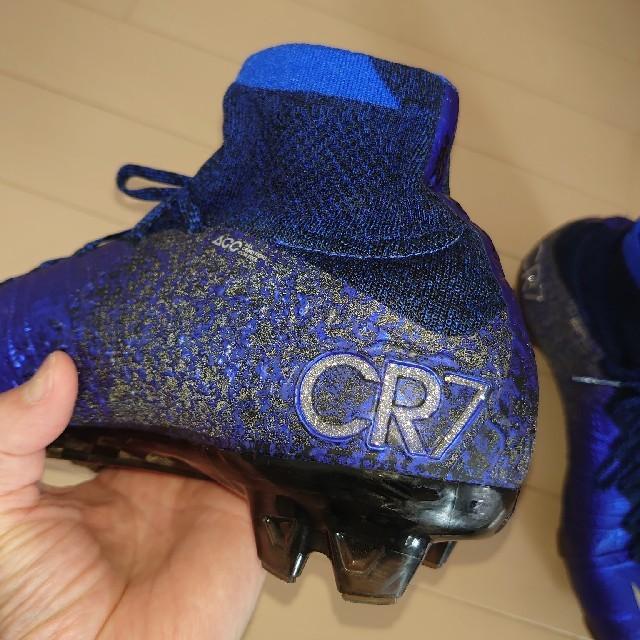 NIKE(ナイキ)のナイキ マーキュリアルスーパーフライ CR7 Natural Diamond スポーツ/アウトドアのサッカー/フットサル(シューズ)の商品写真