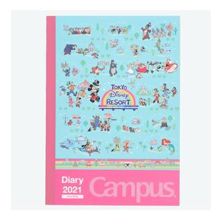 Disney - ディズニー 手帳2021