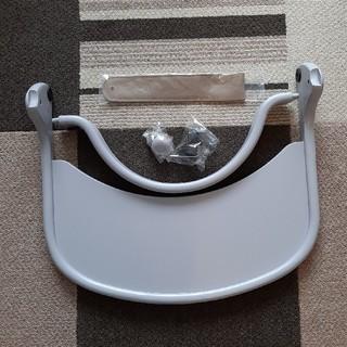 ヤマトヤ(大和屋)の新品 アッフルチェア テーブル&ガード&ベルトのみ ソフトラベンダー(その他)