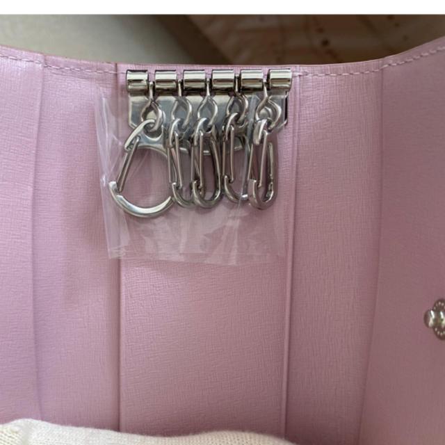 4℃(ヨンドシー)のゆう🐰様専用 luria4℃ キーケース レディースのファッション小物(キーケース)の商品写真