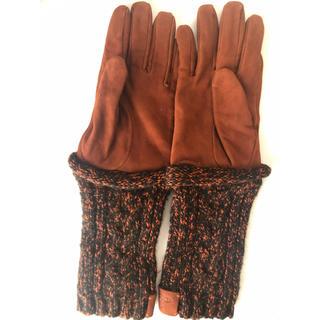 Vivienne Westwood - ヴィヴィアンウェストウッド 手袋 ブラウン