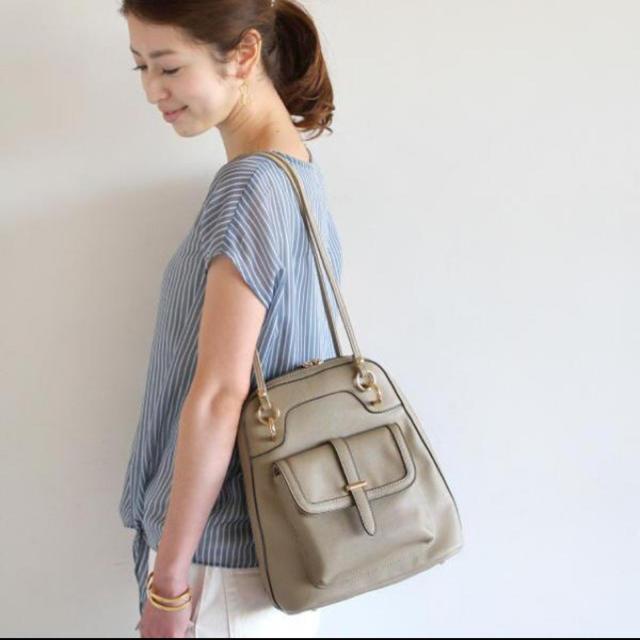 BEAUTY&YOUTH UNITED ARROWS(ビューティアンドユースユナイテッドアローズ)のバッグ、リュック 2way ユナイテッドアローズ レディースのバッグ(リュック/バックパック)の商品写真
