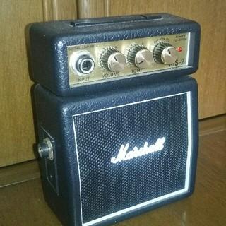 ★動作確認済★美品★Marshall MS-2 練習用アンプ (ギターアンプ)