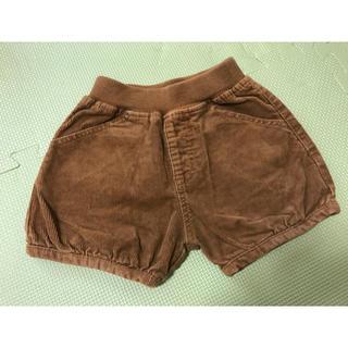 ムジルシリョウヒン(MUJI (無印良品))の無印良品 ショートパンツ 80(パンツ)
