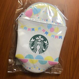 スターバックスコーヒー(Starbucks Coffee)の新品未使用 スターバックス フラペチーノ ペンケース(ペンケース/筆箱)