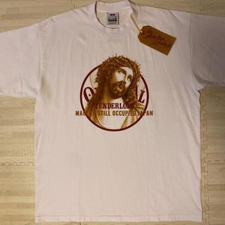 テンダーロイン(TENDERLOIN)の人気品! TENDERLOIN 半袖 Tシャツ TEE JC ホワイト 白 XL(Tシャツ/カットソー(半袖/袖なし))