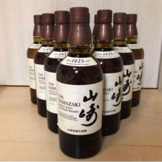 サントリー - サントリー シングルモルトウイスキー 【山崎】10本セット