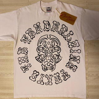 テンダーロイン(TENDERLOIN)の人気品! TENDERLOIN 半袖Tシャツ TEE BBS ボルネオスカル L(Tシャツ/カットソー(半袖/袖なし))
