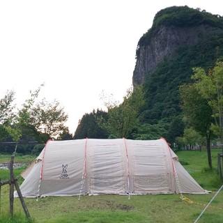ドッペルギャンガー(DOPPELGANGER)のカマボコテント2(テント/タープ)