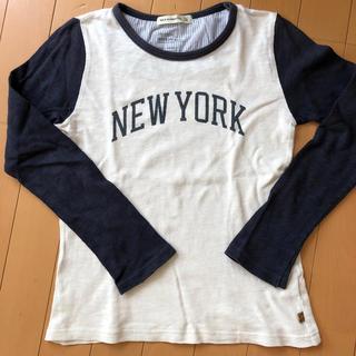 ライトオン(Right-on)の140㎝  ロンT(Tシャツ/カットソー)